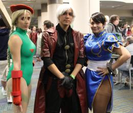 Street Fighter - MegaCon 2013