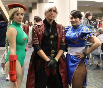Street Fighter - MegaCon 2013
