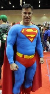 Superman - MegaCon 2013