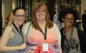 Vanessa, Gail and Erika