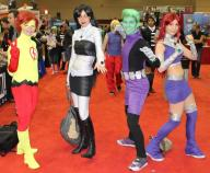 Young Justice - MegaCon 2013