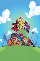 Age of Ultron Babies by Skottie Young