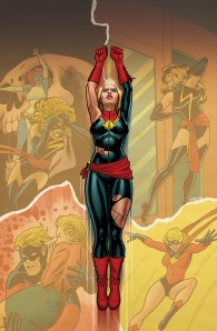 Captain Marvel by Kelly Sue DeConnick and Scott Hepburn