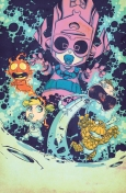 Fantastic Four Babies by Skottie Young