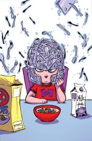 Magneto by Skottie Young