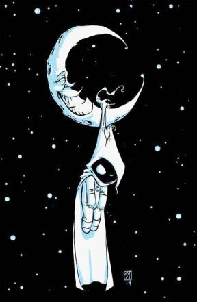 Moon Knight by Skottie Young