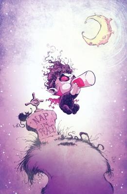Morbius Baby by Skottie Young