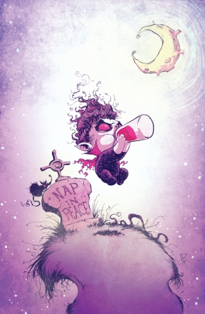 Morbius Baby by Skottie Young