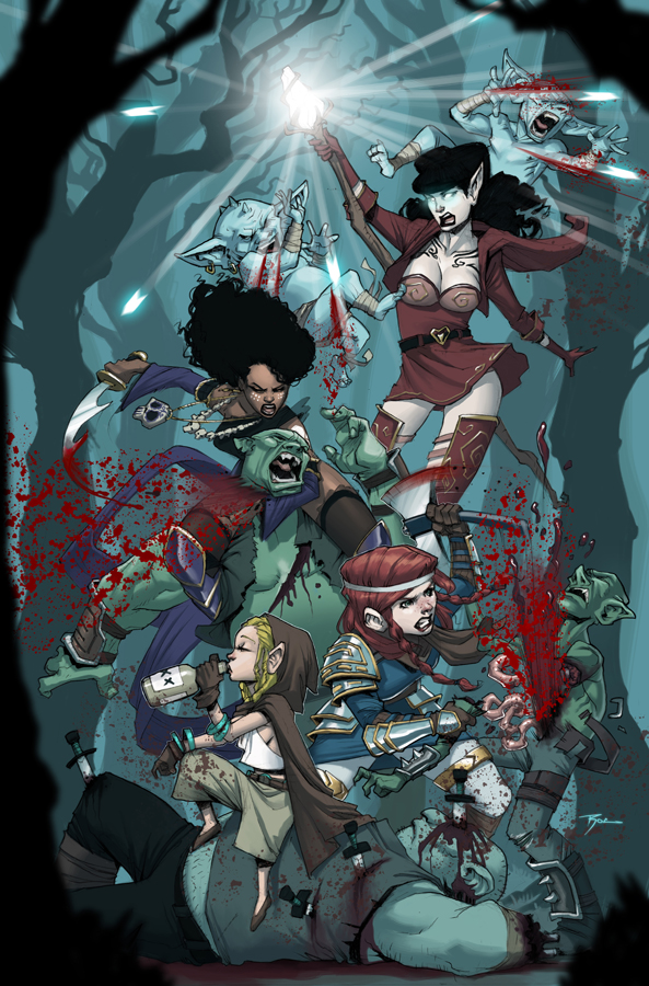 Gold, Guts and Grog: Introducing RatQueens