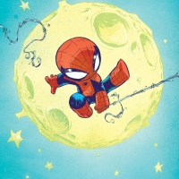 Skottie Young's Marvel Babies Gallery