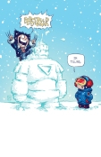 Wolverine & Cyclops Babies by Skottie Young
