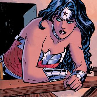 Goodbye For Now, WonderWoman