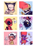 X-Babies by Skottie Young