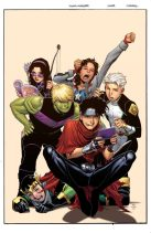 Young Avengers by Kieron Gillen and Jamie Mckelvie