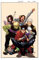 Young Avengers by Kieron Gillen and Jamie Mckelvie