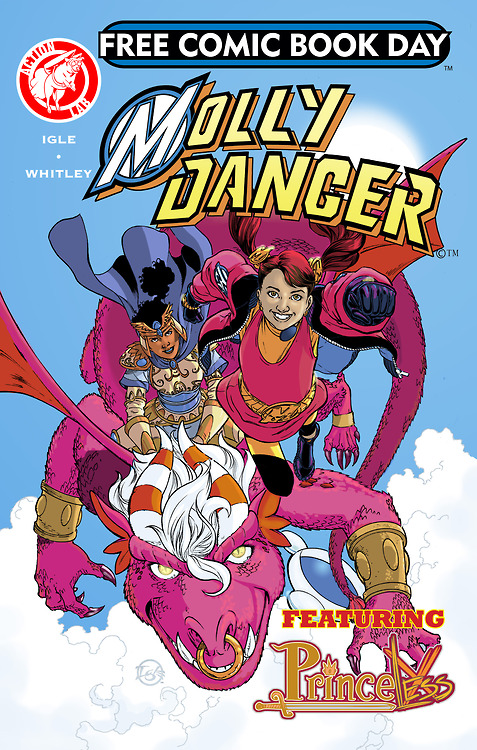 Now Read This: Action Lab's MollyDanger