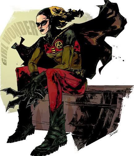 Robin by Ming Doyle