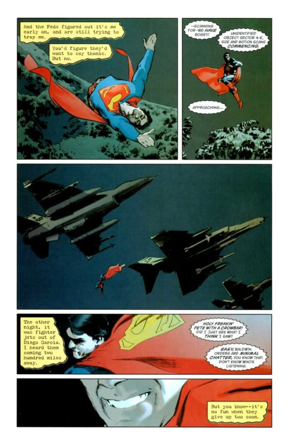 Superman SI