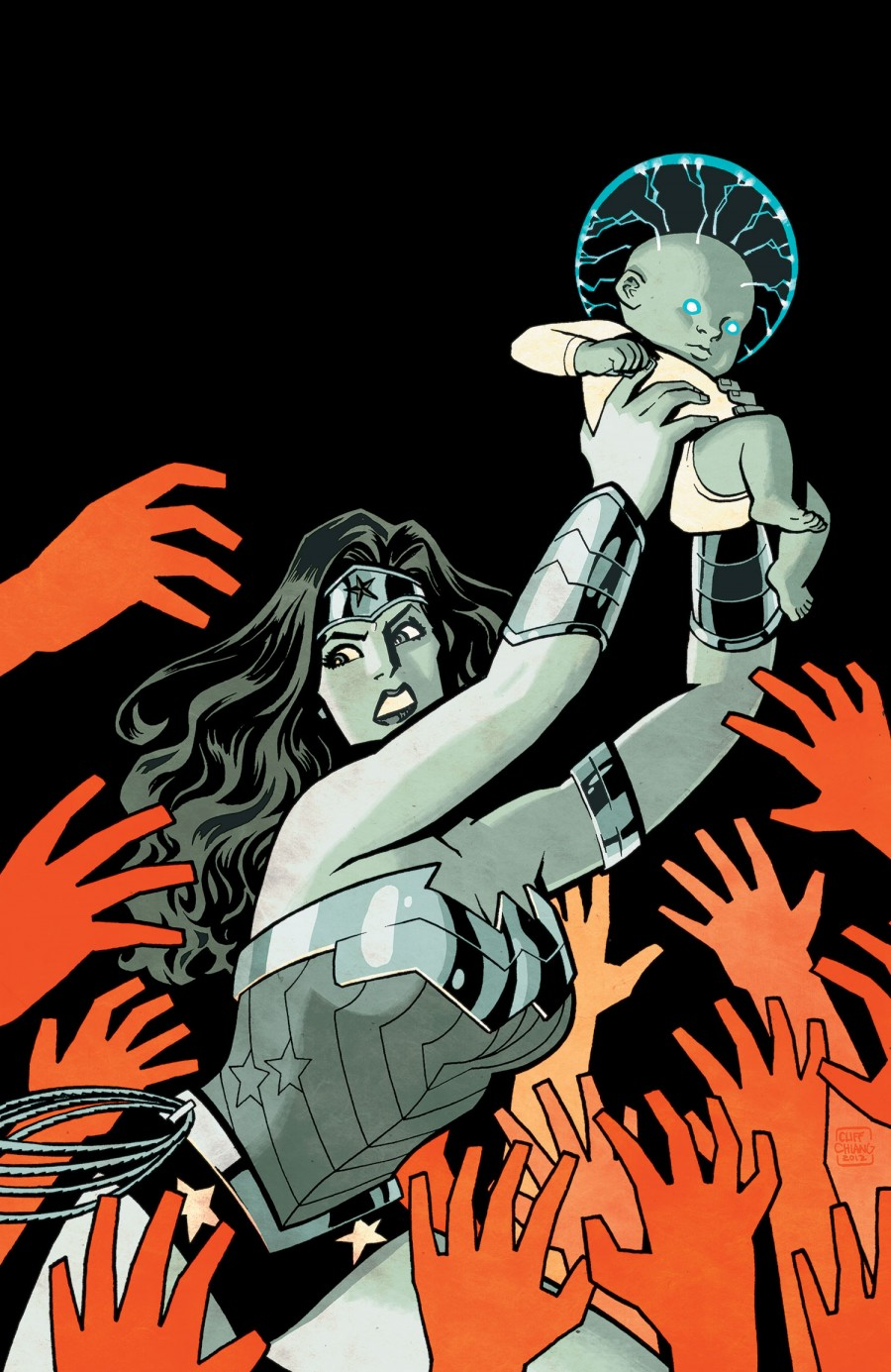 V. reviews Wonder Woman #20 and Fatale#14