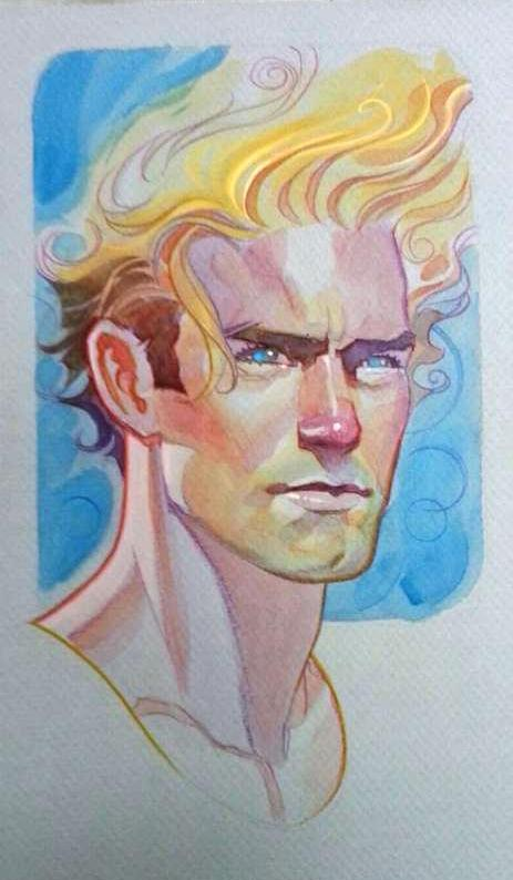 Aquaman by Brian Stelfreeze