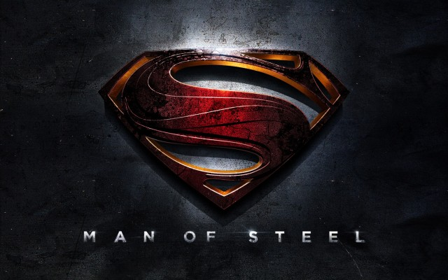 Man of Steel Film Logo