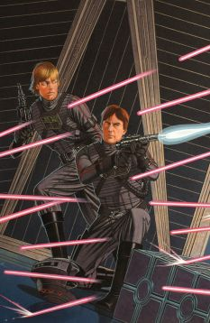 Star Wars - Brian Wood, Ryan Kelly - Dark Horse