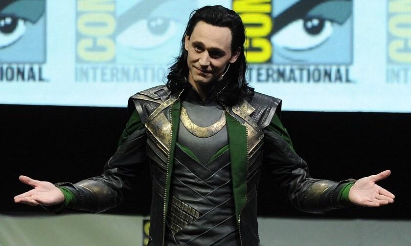 Friday Favorite: Tom Hiddleston asLoki