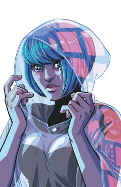 True Lives of the Fabulous Killjoys - Gerard Way, Shaun Simon, Becky Cloonan - Dark Horse