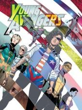 Young Avengers - Kieron Gillen, Jamie McKelvie - Marvel