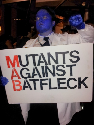 Batfleck - Dragon Con 2013