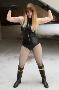 Black Canary cosplay - Dragon Con 2013