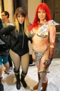 Canary and Sonja - Dragon Con 2013