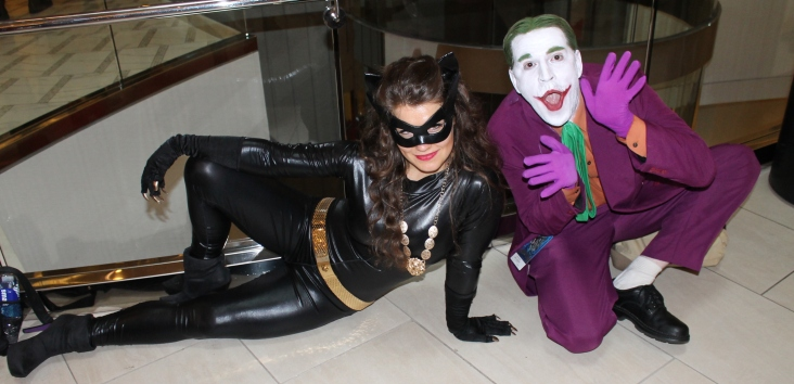 Catwoman & Joker - Dragon Con 2013