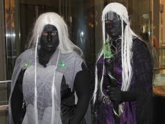 Dark Elves - Dragon Con 2013