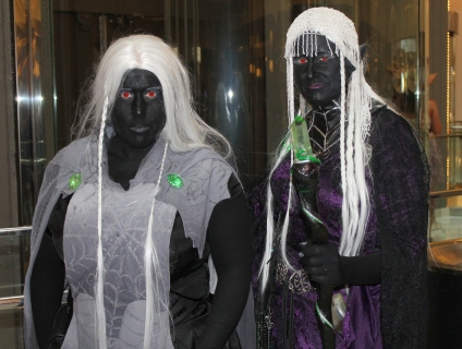 Dark Elves - Dragon Con 2013