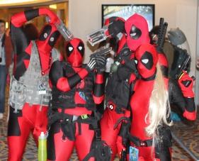 Deadpool - Dragon Con 2013