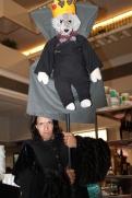 Death of Greywind - Dragon Con 2013