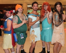 Disney Princesses - Dragon Con 2013