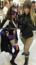 Huntress & Canary - Dragon Con 2013