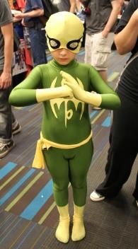 Little Iron Fist - Dragon Con 2013