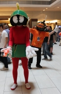 Marvin Martian - Dragon Con 2013