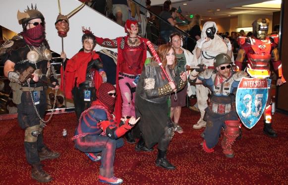 Post-Apocalyptic Avengers 2 - Dragon Con 2013