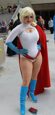 Power Girl - Dragon Con 2013