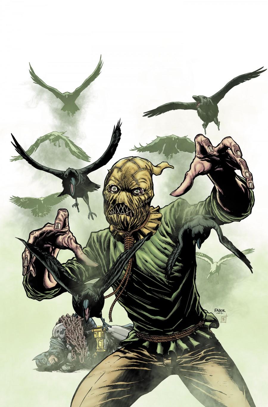 L. Reviews Detective Comics#23.3