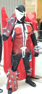 Spawn - Dragon Con 2013