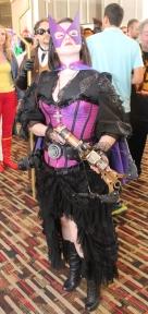 Steampunk Huntress - Dragon Con 2013