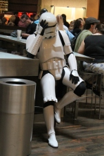 Stormtrooper - Dragon Con 2013