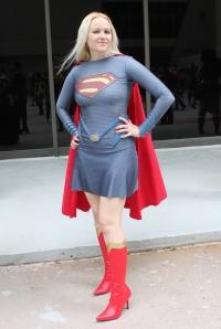 Supergirl - Dragon Con 2013