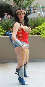 Wonder Woman 2 - Dragon Con 2013