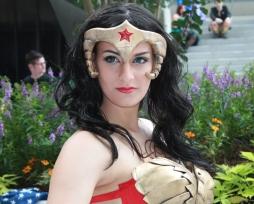 Wonder Woman - Dragon Con 2013